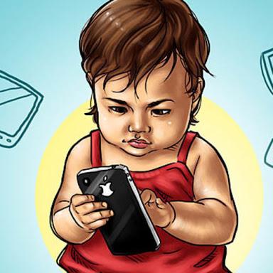 ilustrasi-buah-hati-main-gadget