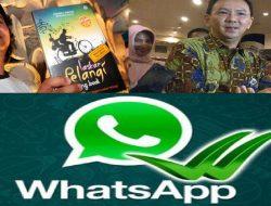 Kabar Yang Beredar di WhatsApp Tentang Surat Andrea Hirata Kepada Ahok Ternyata Hoax !!!
