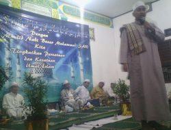 Peringatan Maulid Nabi Muhammad SAW di Mushola Al Azhar