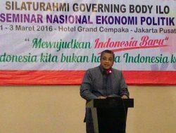 Ketua Komisi IX DPR RI Dede Yusuf Mengharapkan Buruh Meningkatkan Kompetensi dan Produktivitas Untuk Meningkatkan Daya Saing Nasional