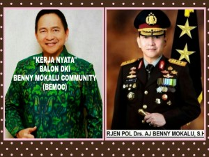 IRJEN POL Abdul Jabar Benny Mokalu mantan Kapolda Bali