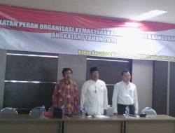Peningkatan Peran Ormas dalam Pembangunan Angkatan I Tahun 2016 Badan Kesbangpol DKI Jakarta