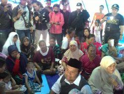 M Idrus : Pak Gubernur Ahok Diharapkan Mengunjungi Korban Musibah Kebakaran Bungur Kec Senen