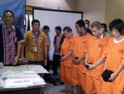 BNN Berhasil Amankan 36,9 Milyar dan Sita  Aset Bandar Narkoba Jakarta