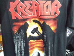 Penjualan Kaos berlambang PKI