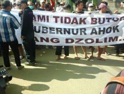 Banyak Demo di Masa Pemerintahan Ahok, Jangan Heran !!!