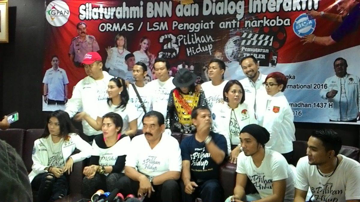 Silaturahmi Bnn Dan Dialog Interaktif Ormas Lsm Penggiat Anti