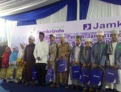 PT. Perum Jamkrindo Buka Puasa Dengan Anak Yatim Piatu
