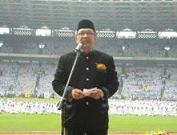Dailami Firdaus Anggota DPD RI asal DKI mengecam pencabutan PERDA Syariat Islam
