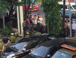 Kantor Satpol PP Kota Tangerang Didemo Pedagang