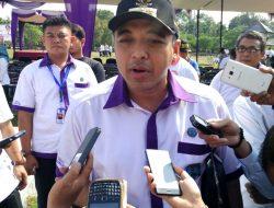 BNK Tangerang bersama AZNO Team gelar Senam Sehat Anti Narkoba