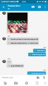 Screenshot Nitizen Muhammad Ikbal S
