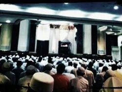 Buka Puasa dan Taraweh Khotmul Qur'an di Masjid  Al-Marzuqiyah  ( Guru Marzuki)