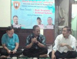 Majelis Kajian Jakarta : Indonesia Darurat Nasionalisme!