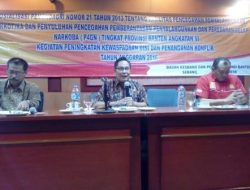 KESBANGPOL Prov Banten Gelar Seminar P4GN