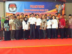 Pelantikan Panitia Pemungutan Suara (PPS) PILGUB DKI SeKota Jakarta Timur Berjalan Sukses