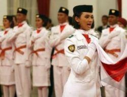 MENPORA, Umumkan 68 Pasukan Pengibar Bendera di Istana