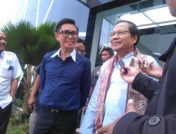 Silaturahmi RR ke Eko Patrio (DPW PAN)