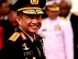 Tito Karnavian (KAPOLRI) Berulang Tahun ke 52 Tahun