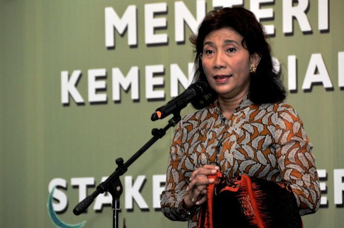 Menteri Susi