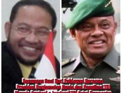 Undagan Bersejarah : Renungan Suci Hari Pahlawan, Bersama Panglima TNI dan Presiden Perdamaian Dunia