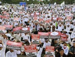 #212 – Aksi Demonstrasi Terbesar di era Reformasi
