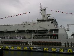 Peringatan Hari Armada RI Tanggal 5 Desember 2016