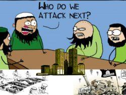 Begini Cara Teroris Bekasi Saling Berkomunikasi