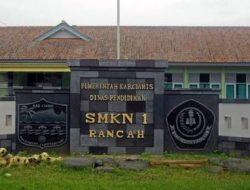 Dengan Kepemimpinan Kepala Sekolah Drs. H. Joko Maryoto, SMKN 1 Rancah Kabupaten Ciamis Maksimalkan KBM