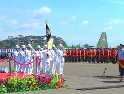 PANGLIMA TNI PIMPIN SERTIJAB KASAU