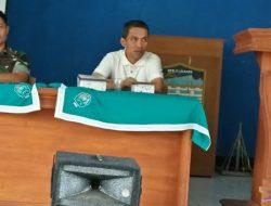 Tingkatkan Swasembada, Dinas Pertanian Pemkab Pangandaran Gandeng Dandim 0613 Ciamis Gelar Sosialisasi