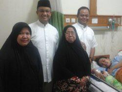 Anies Baswedan Kunjungi Djoeang AniesSandi Yang Baru Lahir