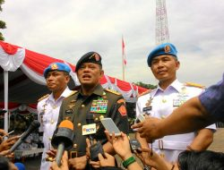 Brigjen TNI (Mar) Suhartono, M.Tr (Han) Resmi Menjabat sebagai Danpaspampres