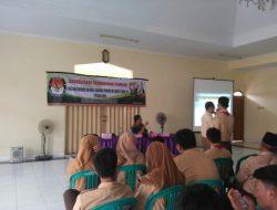 KPU Jakarta Timur Gelar Sosialisasi Pendidikan Pemilih Pilgub DKI Putaran Kedua