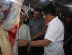 Jelang Puasa dan Lebaran 2017, KPPU Bersama Kementerian Perdagangan Sidak RPH Semanan