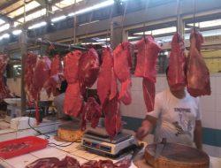 Pedagang: Daging di Pasar BSD Itu Impor Semua