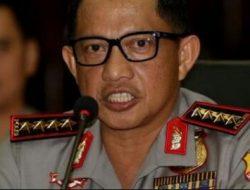Kapolri : Ini Jaringan Pelaku Teror Bom di Kampung Melayu