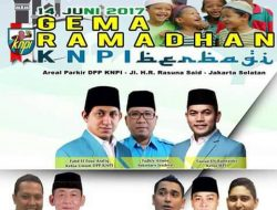 Maknai Ramadhan, KNPI Santuni 1000 Anak Yatim