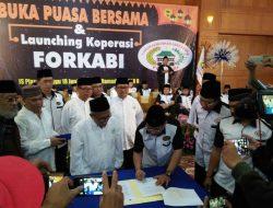 Soal MoU Dengan Forkabi, Rektor ISTA Jakarta : Kami Menyiapkan 15 Beasiswa Untuk Kader Forkabi