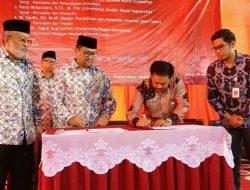 Mou ISTA Jakarta dengan Perpusnas, Wakil Rektor : Ini Kesempatan Untuk ISTA Jakarta Mulai Berkiprah di Skala Nasional