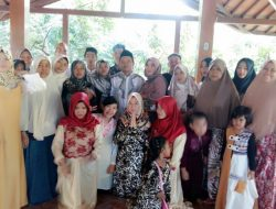 Maknai Lebaran, Ketua Komisi IV DPRD Kota Tangerang, Sapa Warga dan Open House
