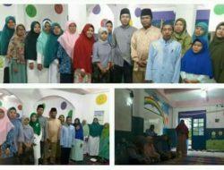 Hikmah Ramadhan, Harmonisasi Guru TPQ se Kecamatan Matraman Dengan Camat Matraman