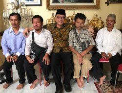 Halal Bi Halal Senator DKI Bang Dailami Dengan Para Tuna Netra