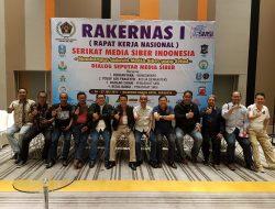 Rakernas Pertama, SMSI Provinsi Banten Siapkan Program Kerja