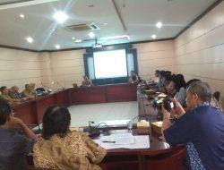 Rapat Pansus II Terkait Cagar Budaya di Kota Tangerang Sedang Berlangsung