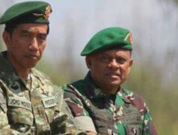 Disebut Akan Dampingi Jokowi di Pilpres, Gatot Masih Enggan Berikan Komentar