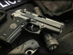 Polres Tangsel Masih Kejar Dua Orang Pencuri Bersenjata Api, di Pamulang
