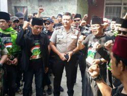 Pengamanan Rombongan FBR,Jelang Milad Ke 16 oleh Polsek Ciledug Tangerang Kota