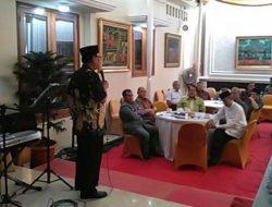 Halal Bi Halal Bang Dailami(Senator DKI)Bersama Tokoh Betawi/Komunitas Betawi