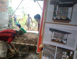 Tingkatkan Minat Baca di Desa, Kelompok KKN Gembira Buatkan TBM
